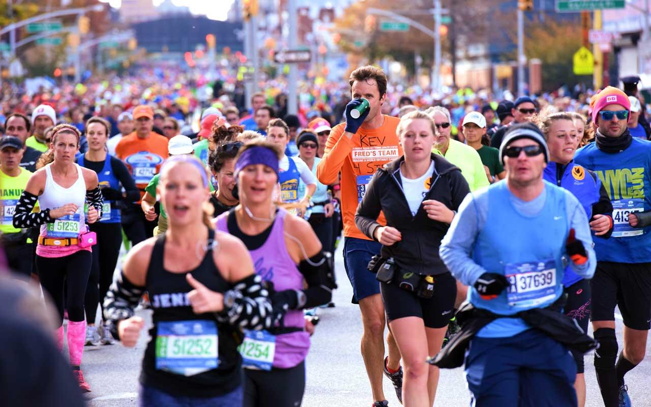 Schnellster Marathon - New York ist nicht dabei