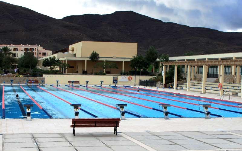 MyGoal Training® | 50m Schwimmbecken
