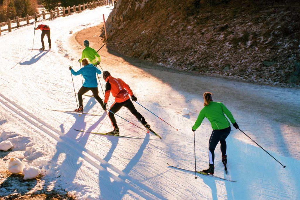 So integrierst du Skilanglauf in deinen Trainingsplan