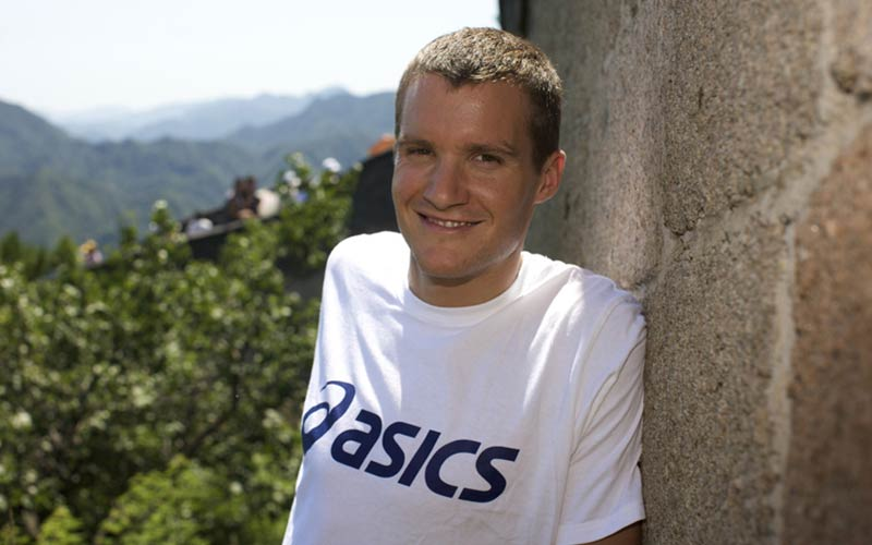 Zum Trainingsplan von Jan Frodeno, Pressefoto (2011)