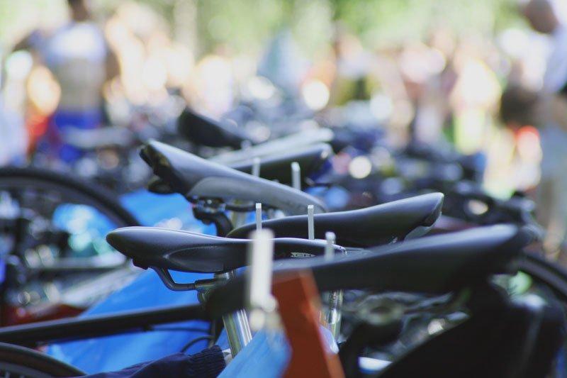 Checkliste Triathlon Wechselzone