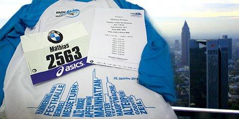 Frankfurt Marathon 2012