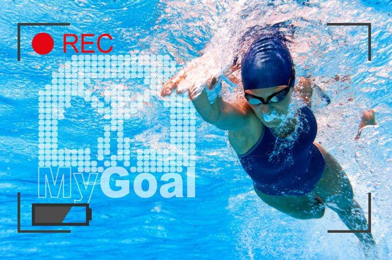 """MyGoal Schwimmseminare 2014 """"Kraultechnik Triathlon"""" - mit Unterwasser-Videoanalyse"""