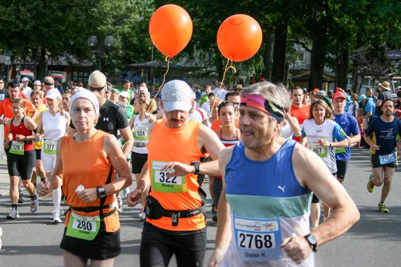 Mentale Stärke trainieren für den Marathon
