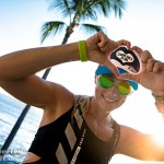 Nadin beim Ironman Triathlon Hawaii