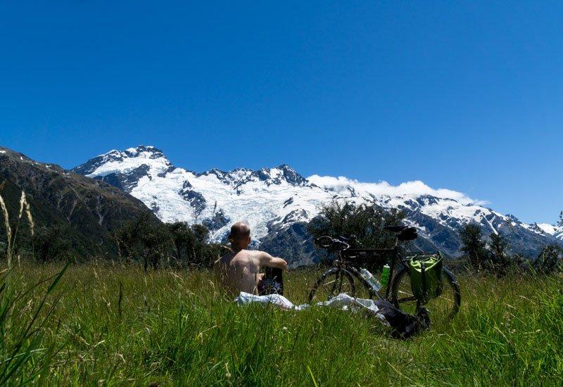 Am Mt. Cook