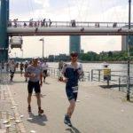 Laufstrecke Ironman Frankfurt