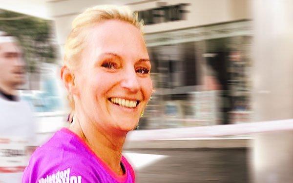 Julia beim Köln-Marathon, Vorschau