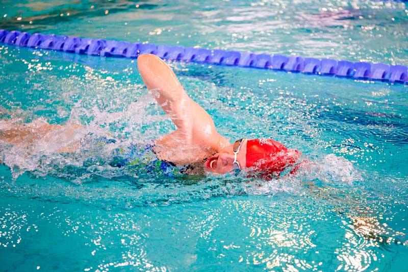 Schwimmseminar Technik