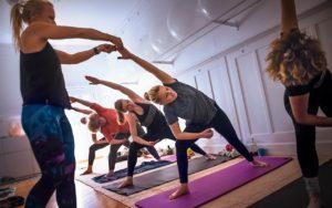 Workshop Yoga und Laufen