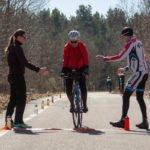 Triathlon Trainingslager, Trainereinsatz