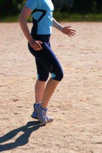 Lauf-ABC Fußgelenksarbeit