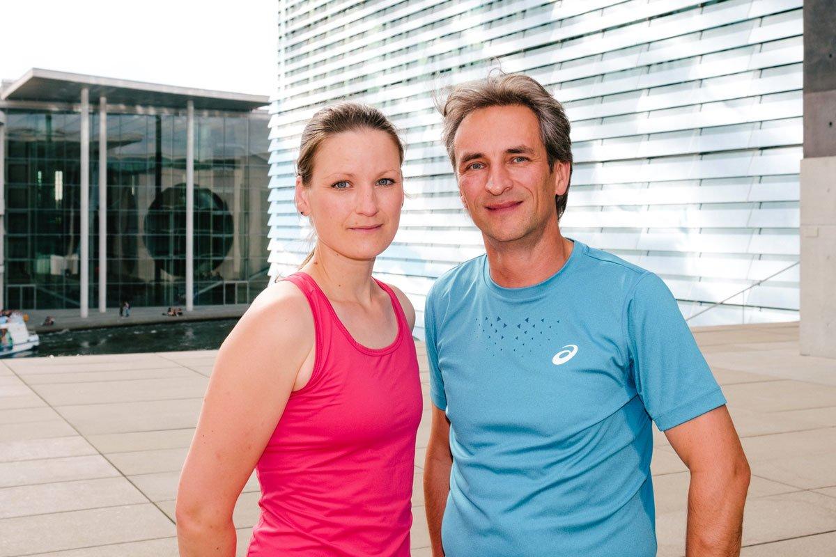 Anke und Mathias, Foto Martin Waltz