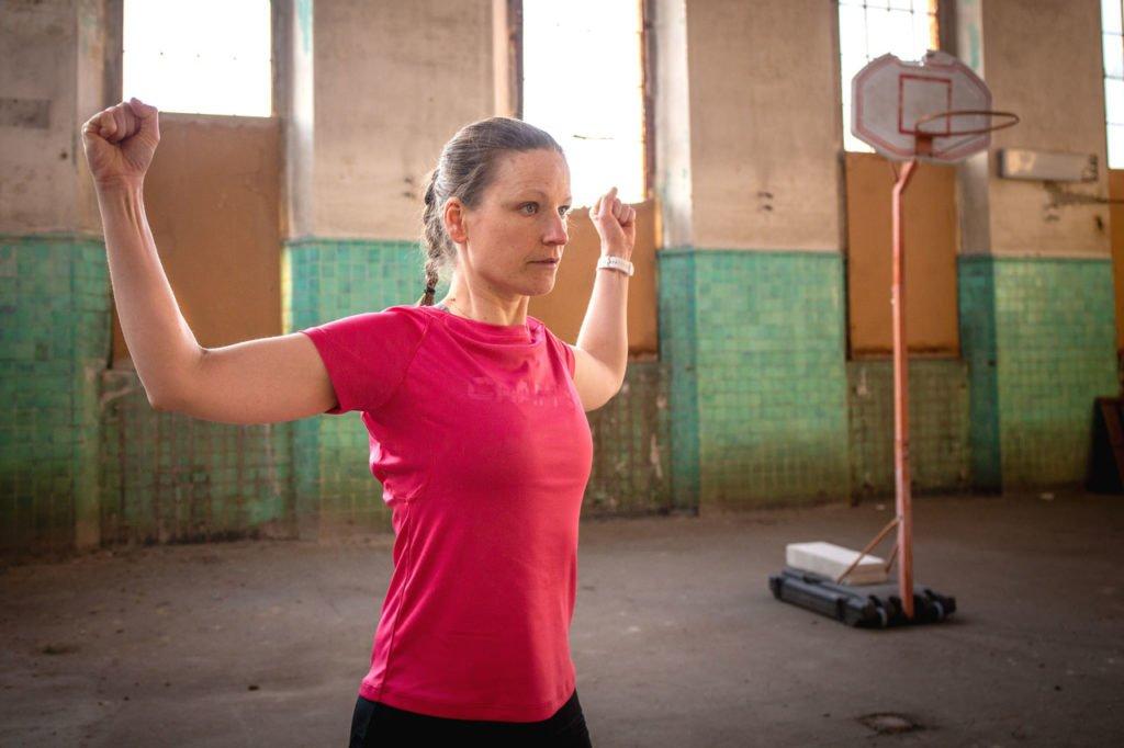 Übungen für Schulterbeweglichkeit