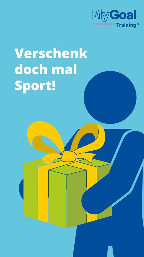 4. Türchen: Geschenkgutschein | MyGoal Training