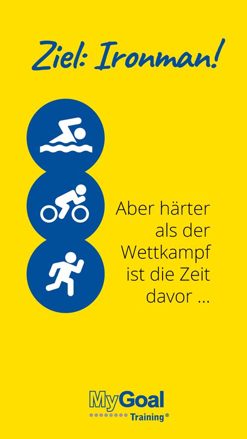 15. Türchen: Ziel Ironman | MyGoal Training