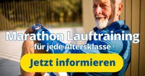 Marathon Lauftraining für jede Altersklasse | MyGoal Training®