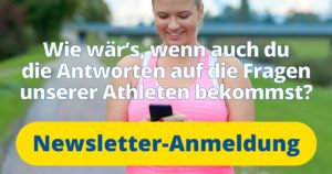 Trainingsfragen | Newsletter | MyGoal Training®
